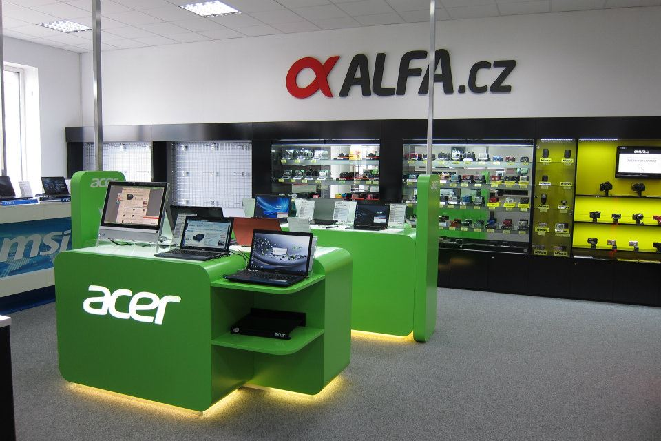 ALFA COMPUTER - Počítače a elektronika  6703e30c97e